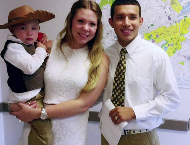 Javi Marroquin Spills Upcoming Wedding Plans With Pregnant Kailyn Lowry!