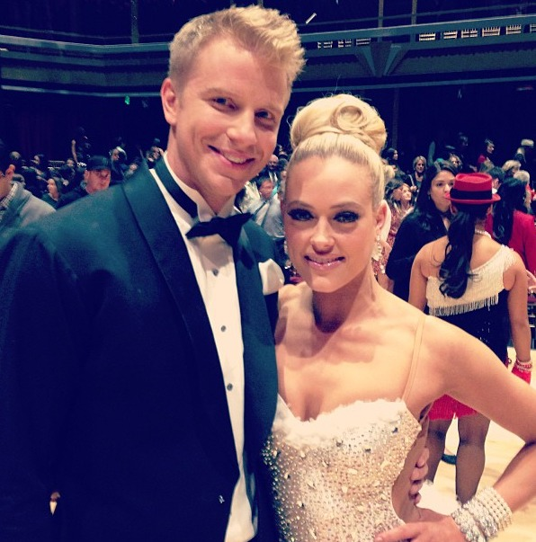 Sean Lowe Shows Off His Dancing With the Stars Moves — Twice! (PHOTO)