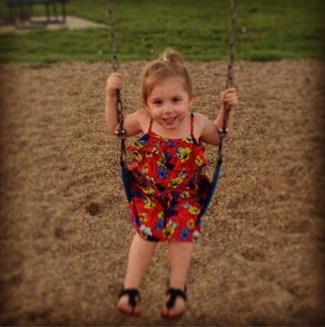 Chelsea Houska's Daughter Aubree Rocks Super Long Hair (PHOTO)