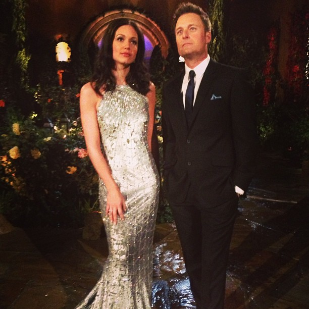 Chris Harrison Cheating on The Bachelorette With….
