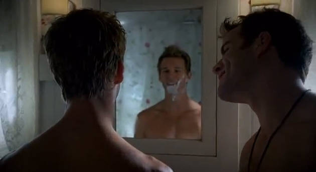 True Blood's Rob Kazinsky on That Erotic Shaving Scene With Ryan Kwanten
