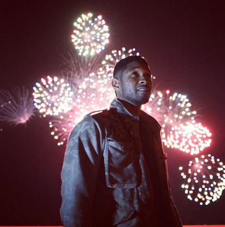 Usher's July 4th Fireworks Display: Hit or Miss?