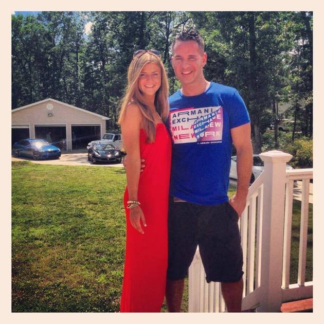 The Situation Is Dating College Sweetheart, Shows Off Major PDA! (PHOTOS)