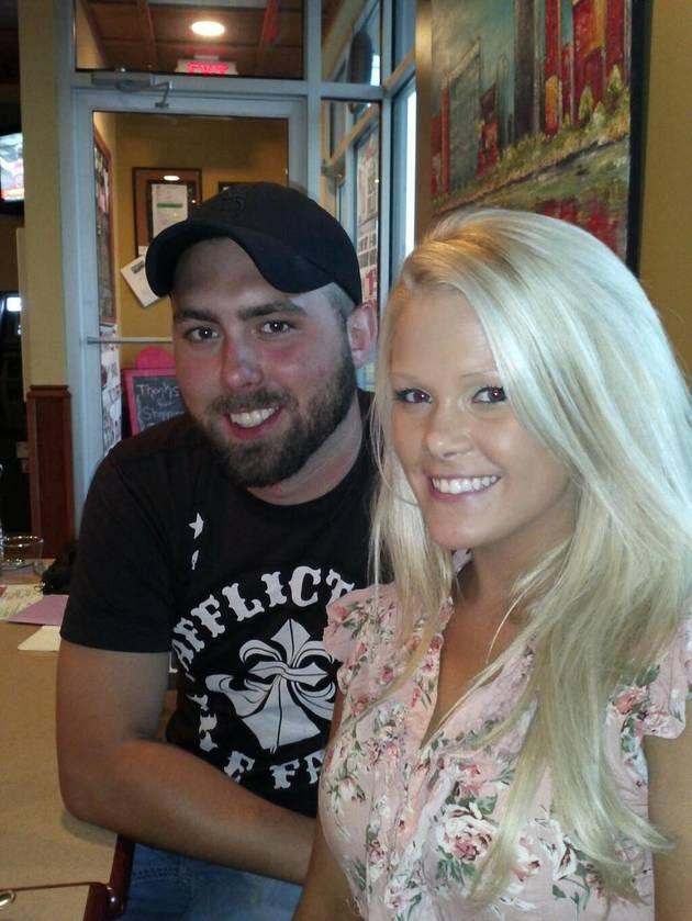 Corey Simms and Miranda Patterson Get a Puppy! (PHOTO)