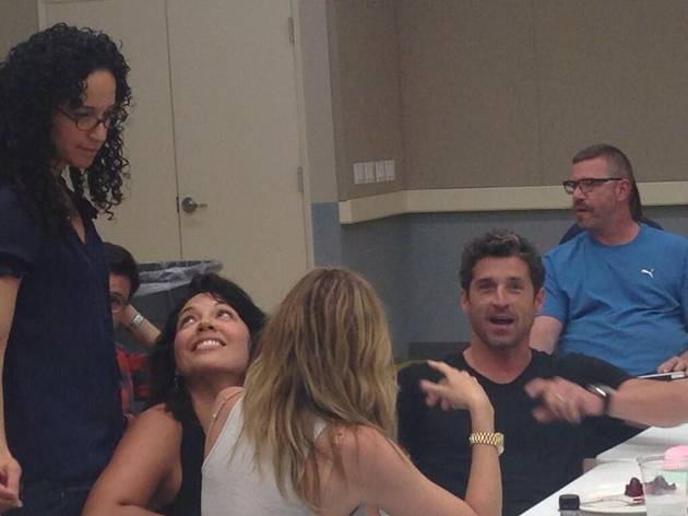 Grey's Anatomy Season Starts Filming July 17! Check Out the First Table Read (PHOTO)