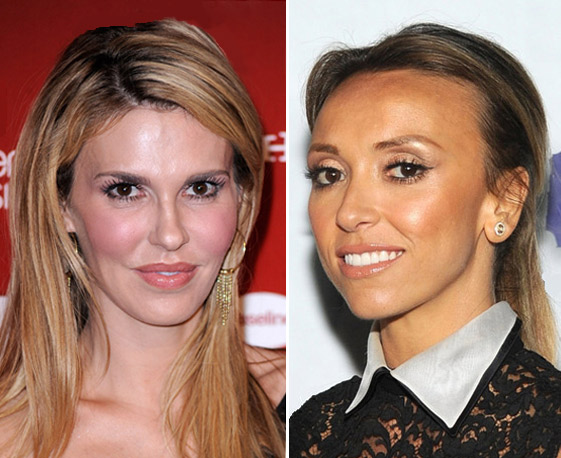 "Giuliana Rancic Slams Brandi Glanville: ""I Will Cut"" Her!"