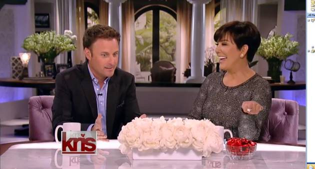 Kris Jenner Wants to Replace Chris Harrison as The Bachelor Host