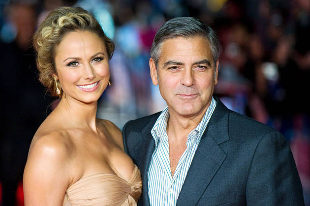 Stacy Keibler Explains Split With George Clooney