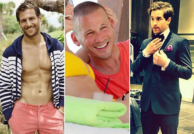 Bachelorette's Hottest JP: Rosenbaum, Juan Pablo Galavis, or Justin Pasutto?