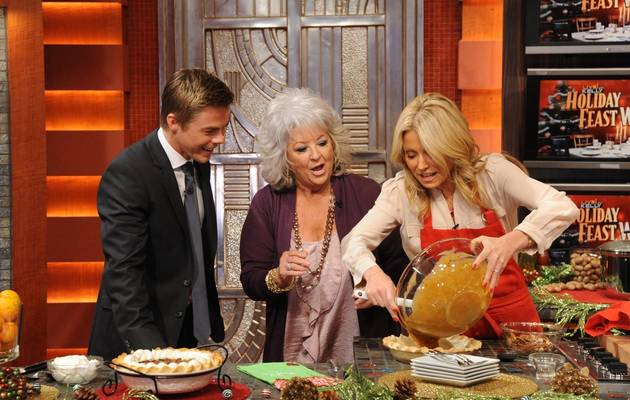 Paula Deen to Dance With Derek Hough on Dancing With the Stars Season 17? (VIDEO)