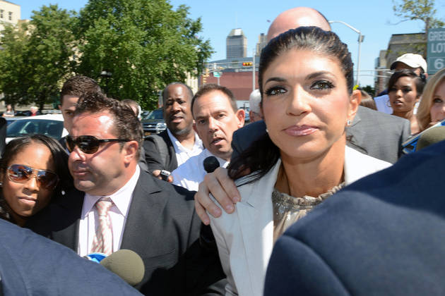 "Teresa Giudice's Lawyer Speaks Out: ""It's Tough For Everybody, Including the Girls"""