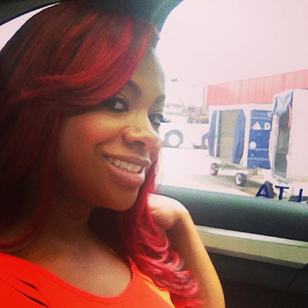 Real Housewives of Atlanta Season 6: Kandi Burruss Spotted With Film Crew