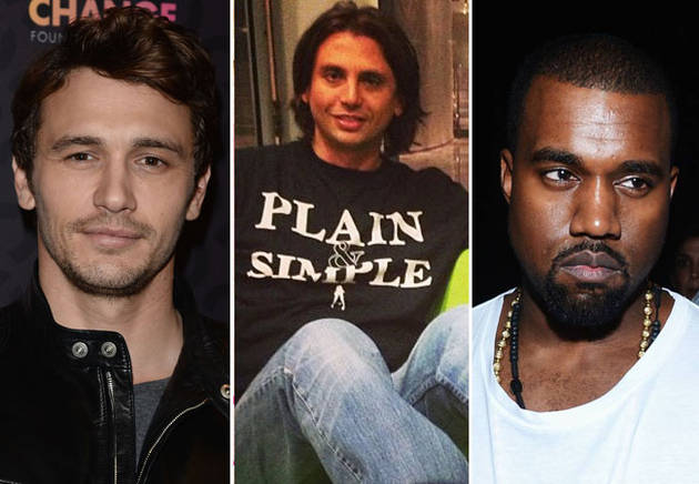 "James Franco Turned Kanye West Down for 'Yeezus"" Promo Role"