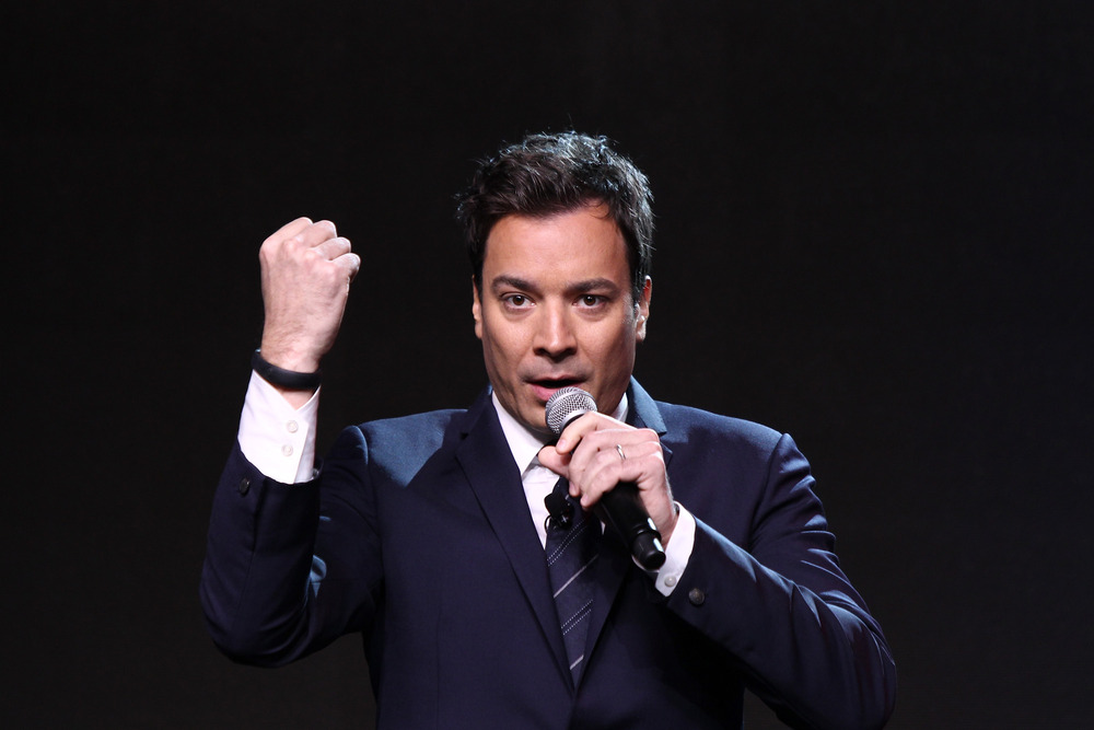 Jimmy Fallon Shares First Photo, GIF of Baby Winnie Rose (PHOTO)