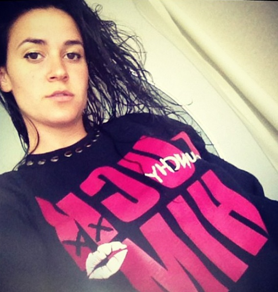 Singer Kat Dahlia Busted for DUI