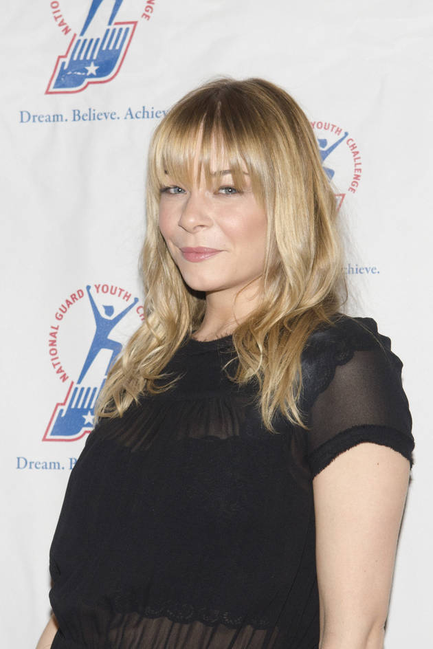 "LeAnn Rimes On Being Bullied: Someone ""Tried to Kill Me"" With a Knife"