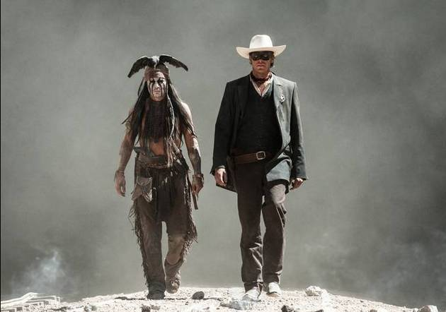 "Johnny Depp's ""Disappointing"" Lone Ranger May Lead to $150 Million Loss"