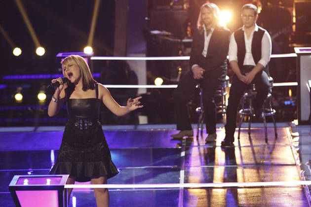 The Voice Season 4 Knockout Rounds: Our 5 Favorites! (VIDEOS)