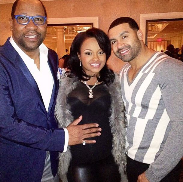 Phaedra Parks Reveals Her Son's Name — You Won't Believe What it Is!