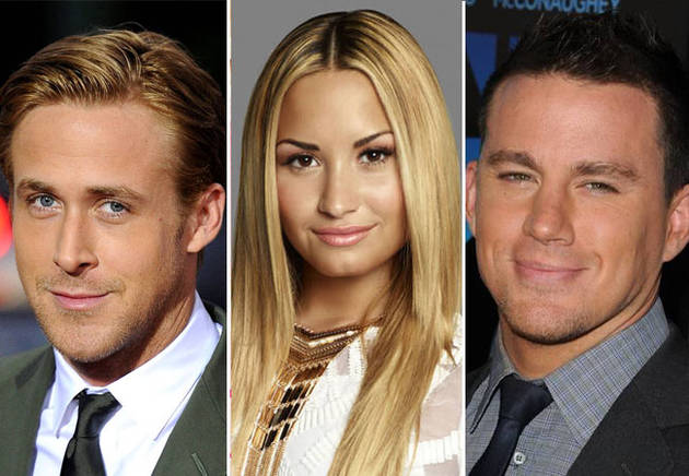 Demi Lovato Not Attracted to Ryan Gosling and Channing Tatum?!