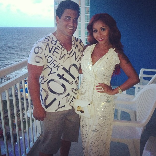 Snooki's Fiancé Jionni Did WHAT Crazy Thing Around the House? (VIDEO)