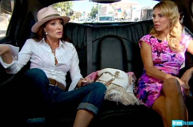 Why Do the Real Housewives Always Take Limos? You Ask, We Answer!