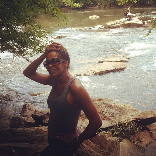 Sheree Whitfield Shows Off Sick Physique (PHOTO)