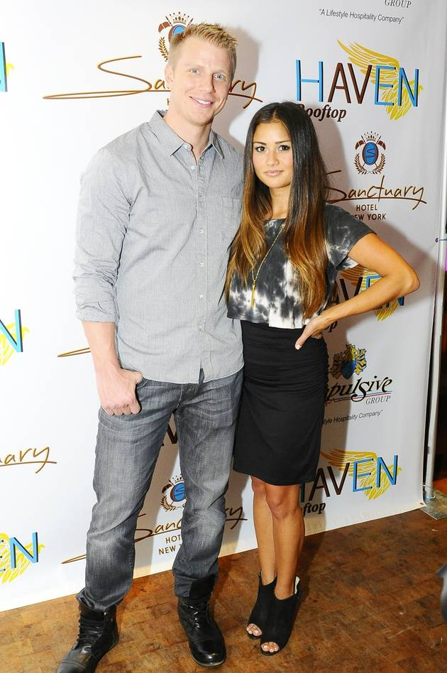 Sean Lowe and Catherine Giudici Wedding: Emily Maynard Talks Gifts
