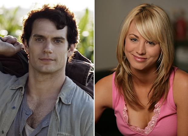 Henry Cavill and Kaley Cuoco Split Up (Yes, Already)