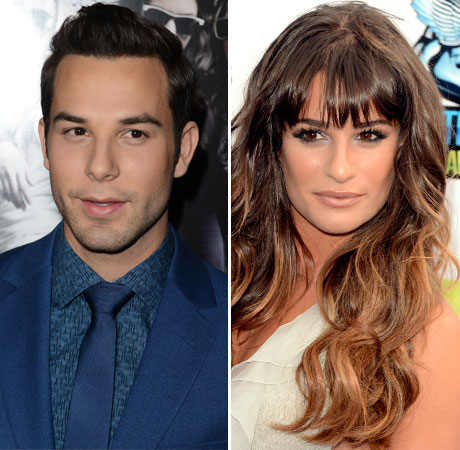Lea Michele No Longer Attached to Skylar Astin Movie: Because of Cory?