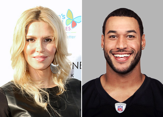 Brandi Glanville Spotted on Second Date with Former NFL Star