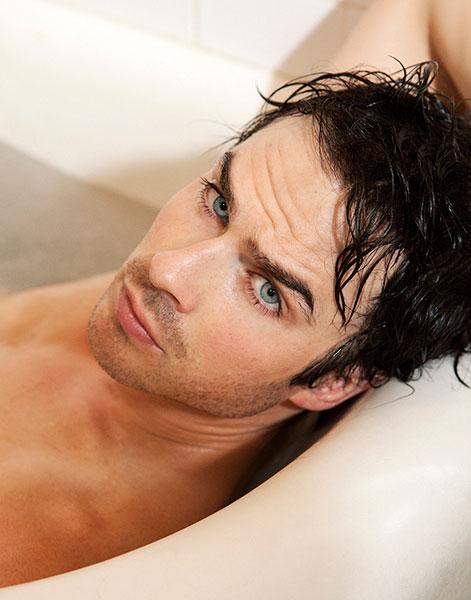 The Vampire Diaries' Ian Somerhalder's Sexy Secret: He Sleeps Naked!