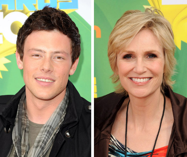 Cory Monteith Death: An Emotional Jane Lynch Opens Up About the Tragedy