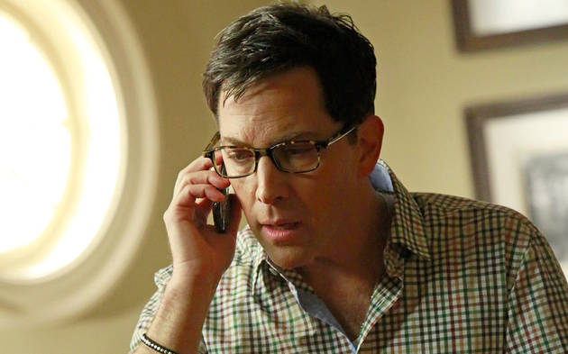 Emmy's 2013: Scandal's Dan Bucatinsky Nominated For Outstanding Guest Actor in a Drama Series