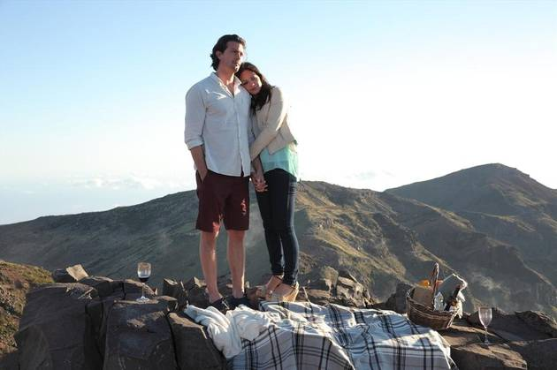 Bachelorette 2013 Overnight Dates Synopsis: Does Brooks Have Cold Feet?