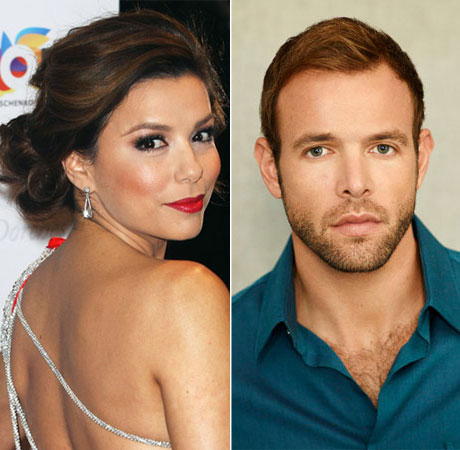 Eva Longoria Officially Dating Reality Star Ernesto Arguello!