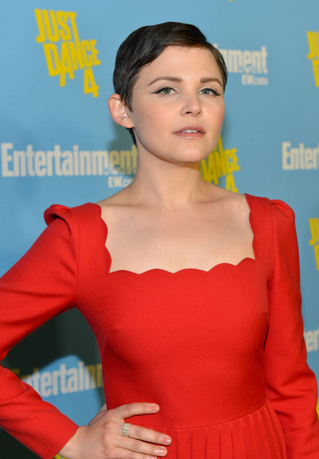 Once Upon a Time's Ginnifer Goodwin Was the Cutest Kid Ever! (PHOTO)