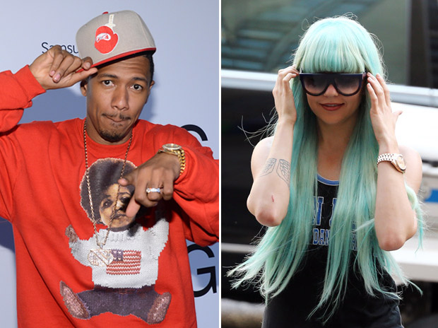 Nick Cannon Says He Wants to Record a Duet With Amanda Bynes