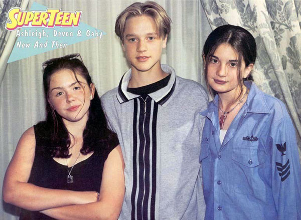 Teen Beat Tuesday: Devon Sawa
