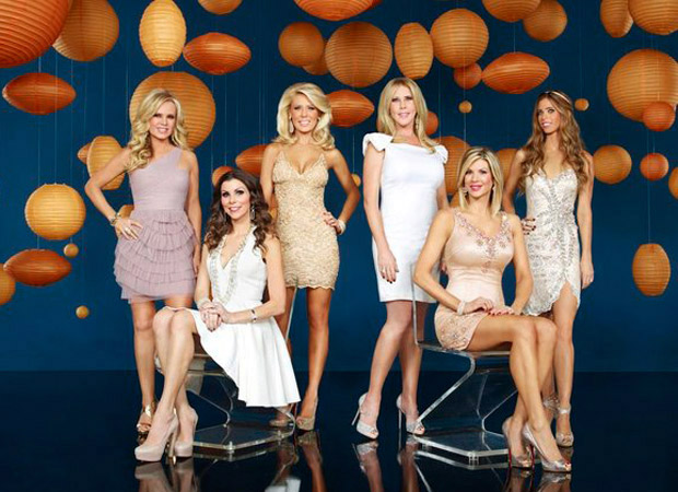 Real Housewives of Orange County Season 8 Reunion Filming: Who's Already Throwing Shade?