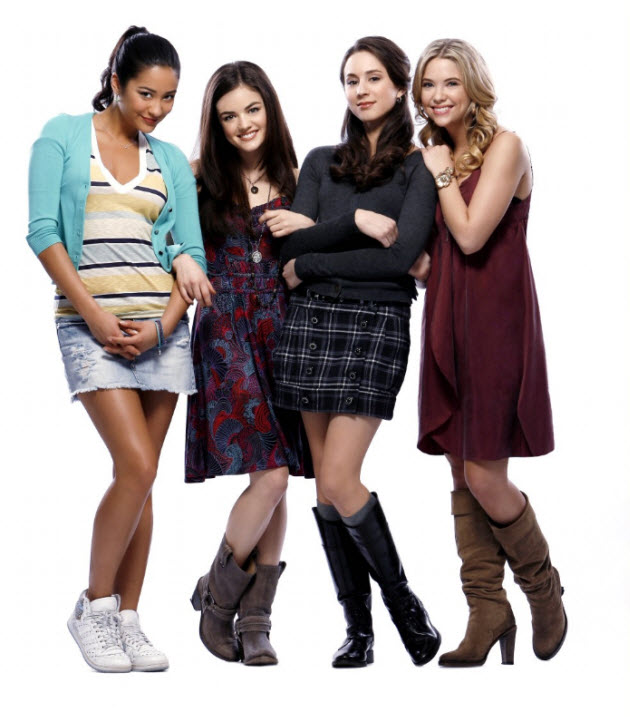 Pretty Little Liars Fashion Evolution: From Season 1 Until ...