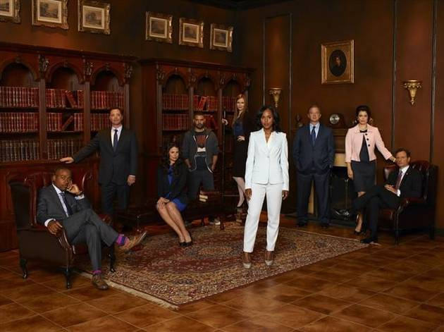 "Scandal Season 3 Premiere Title Revealed — ""It's Handled"" (PHOTO)"