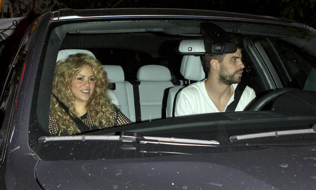 Shakira Celebrates Legal Victory Over Ex With Current Boyfriend Gerard Pique (PHOTO)