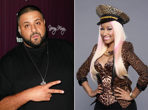 """Nicki Minaj Responds to DJ Khaled Proposal: """"He Was Kidding"""""""