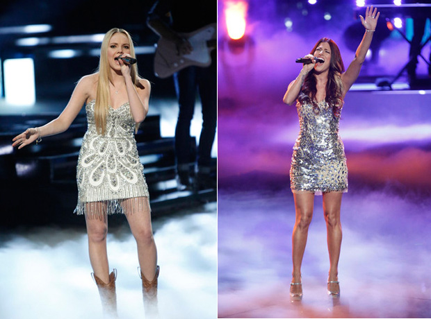 Danielle Bradbery vs. Cassadee Pope: Which Voice Winner Has the Best Single?