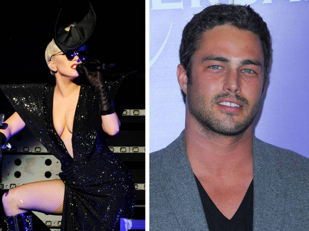 Lady Gaga Buys Boyfriend Taylor Kinney a Backpack — For HOW Much?