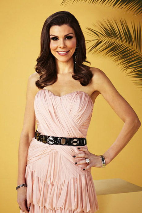 """Heather Dubrow: Gretchen Rossi Was """"Rude"""" By Reading My Text to Slade"""