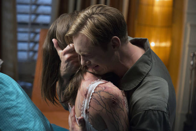 """True Blood's Lucy Griffiths Says Nora's Emotional Death """"Was Wicked"""""""