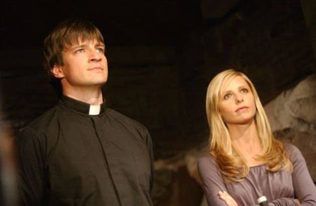 Castle's Nathan Fillion Answers Buffy the Vampire Slayer's Biggest Question