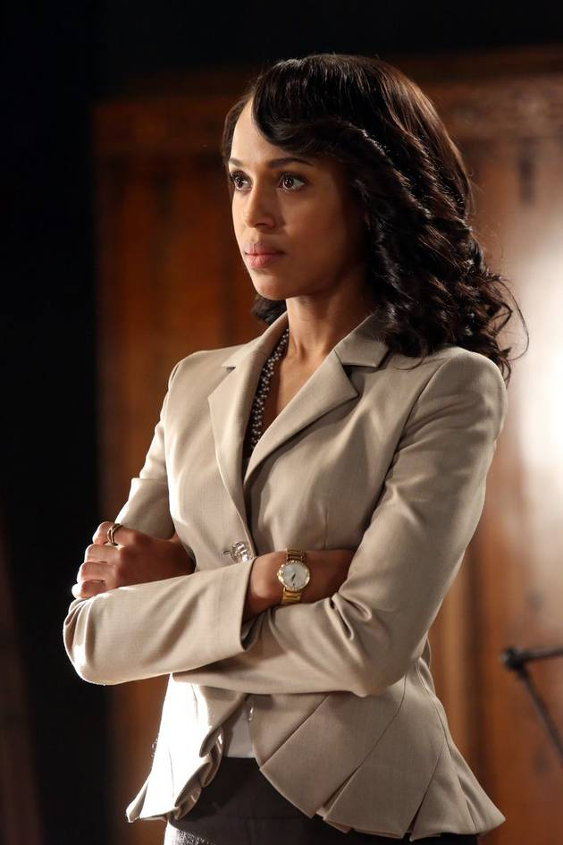 Emmys 2013: Scandal's Kerry Washington Nominated For Lead Actress in a Drama